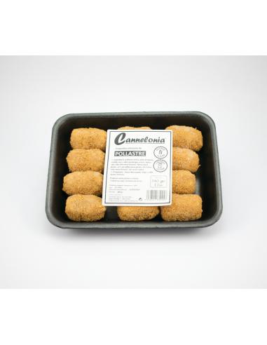 Croquetes tradicionals de pollastre 12u. Sense gluten